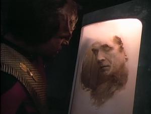 Peter Mark Richman in Star Trek-The Next Generation-The Neutral Zone