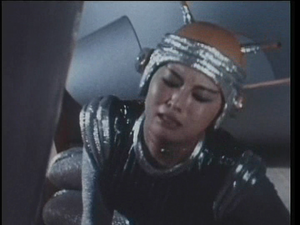 Hiroko Kai dying in Attack of the Monsters