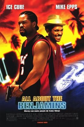 All About the Benjamins film poster