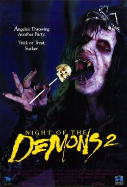 Night of the Demons 2 poster-1-