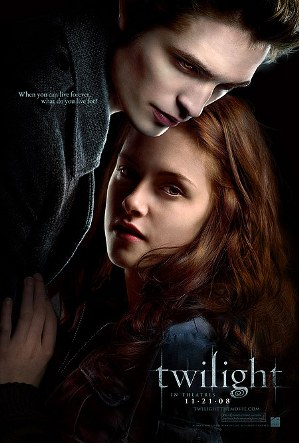 Twilight (2008 film) poster