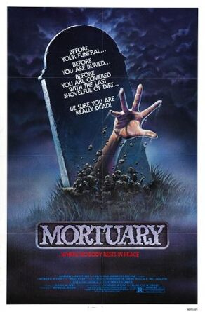 Mortuary FilmPoster