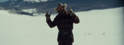Craig Stark in The Hateful Eight