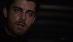 Luke Mitchell in Agents of S.H.I.E.L.D.- Ascension