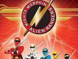 Mighty Morphin Alien Rangers (1996 series)