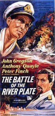 Battle River Plate poster