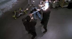 Bruce Locke in 'RoboCop 3'