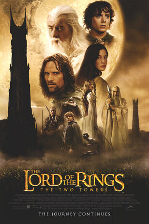Lotr the-two-towers poster
