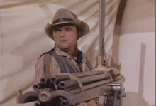 Ed Nelson in 'Wagon Train-The Bleecker Story'