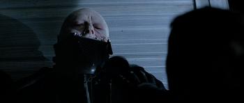 Darth Vader's death