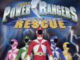 Power Rangers Lightspeed Rescue (2000 series)