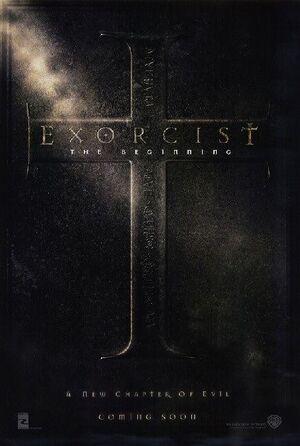 Exorcist iv the beginning