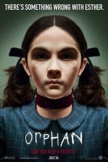 Orphan 2009 poster
