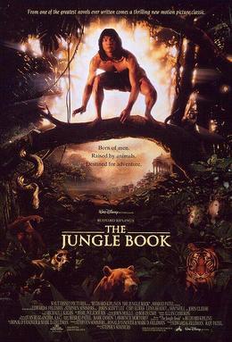 Rudyard Kipling's The Jungle Book film poster
