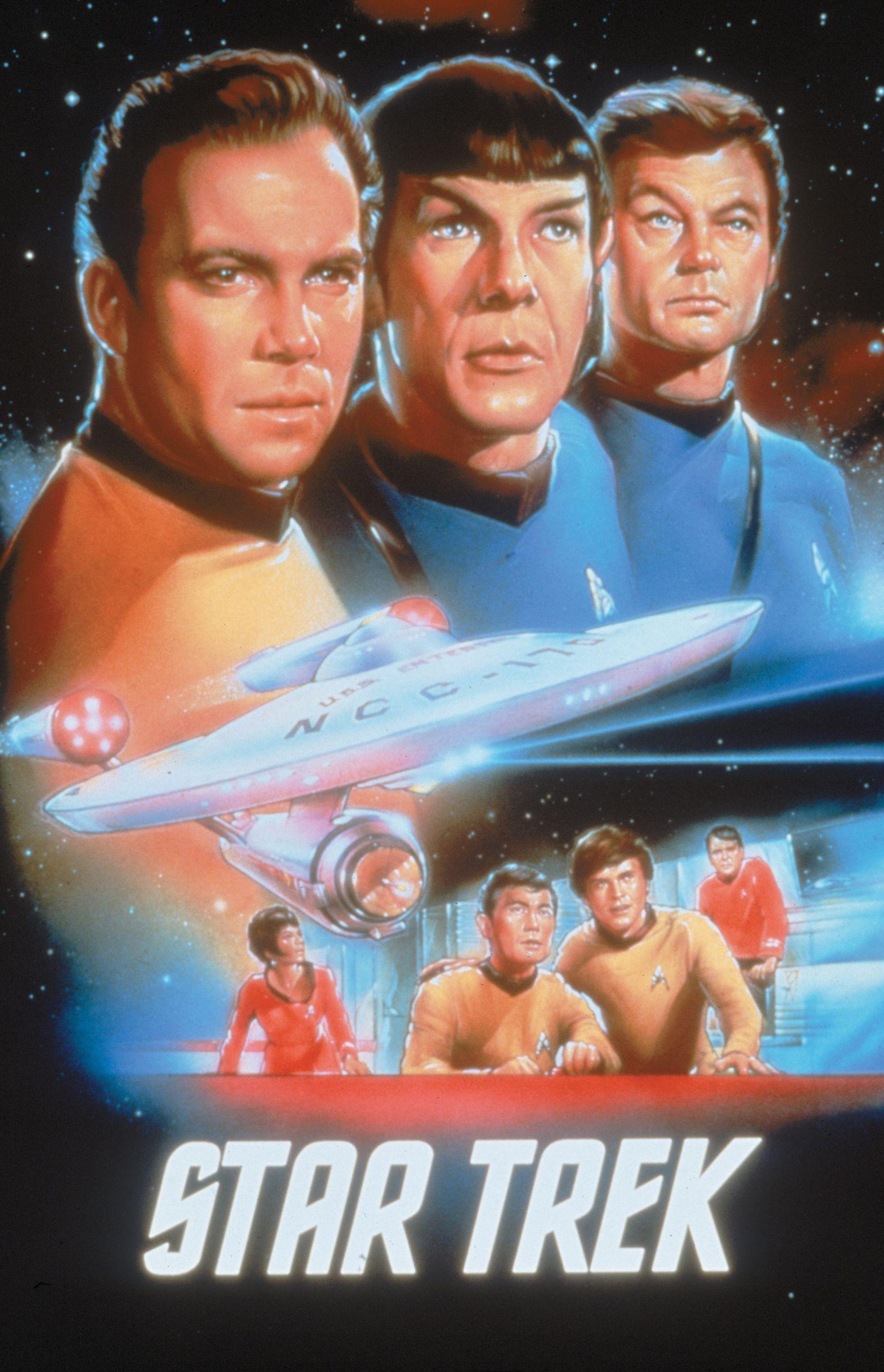 Star Trek 1966 Poster