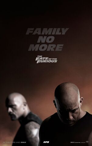 Fate of the furious xlg