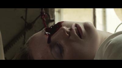 Sarah Newswanger in The Bunnyman Massacre