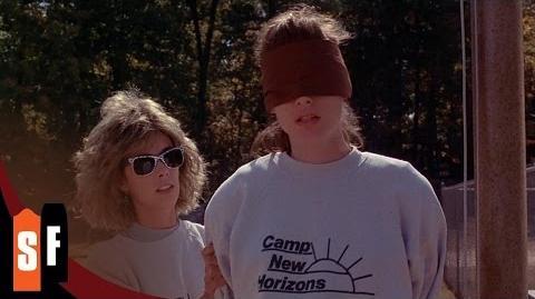Sleepaway Camp III Teenage Wasteland Flagpole Death Scene (1989) HD