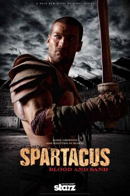 Spartacus Blood and Sand TV Series-570888567-large
