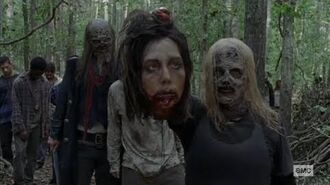 The Walking Dead 9x12 Whisperer Challenges Alpha Alpha Kills Whisperers Season 9 Episode 12 HD