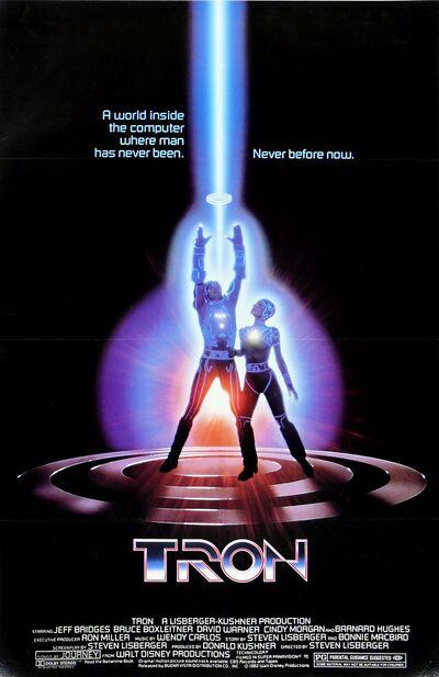 Tron (1982) 1