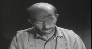 Frank Cady in Wagon Train-The Lily Legend Story