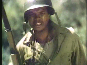 Billy Dee Williams in 'Carter's Army'