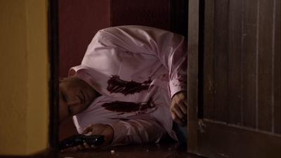 Greg Comer dead in 'Justified-Fixer'