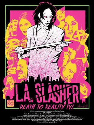 New slasher poster