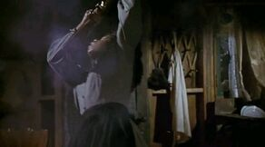 Toussaint's death scene on HBO's The Cherokee Kid