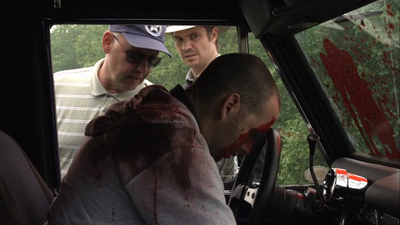 2. Ryan O'Nan dead in 'Justified-Fire in the Hole'