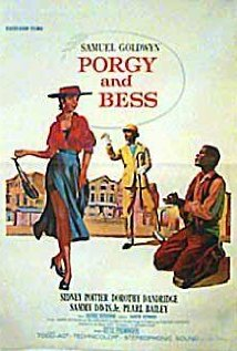 'Porgy and Bess' 1959 poster