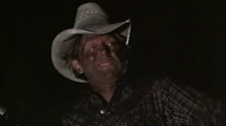 John Cullum shot in 'The Day After'