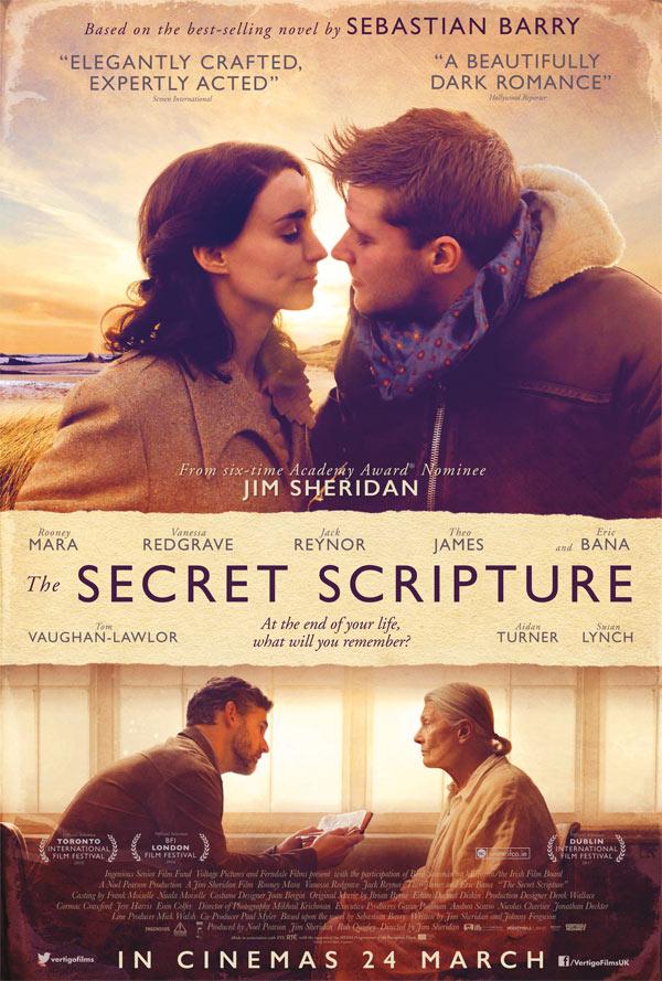 Image result for the secret scripture