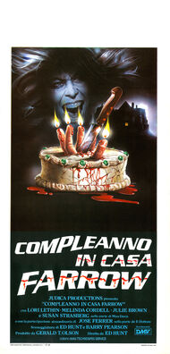 Bloody birthday poster 02