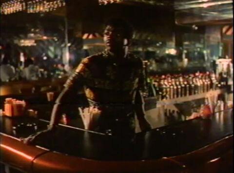 Elliot Marc Wallace as Bartender
