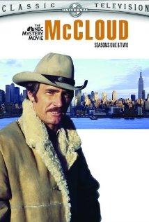 'McCloud' 1970 Poster