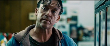 Mark Kiely as shown in a flashback in 'The Judge'