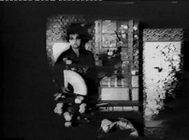 Paul Bienfeldt dead with Lil Dagover in 'Harakiri'