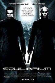 Equilibrium 2002 Poster