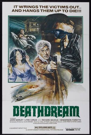 DeathdreamPoster