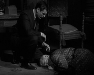 John Hoyt dead in 'Peter Gunn-The Family Affair'