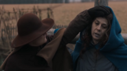 The Handmaid's Tale Emily poisons the commander's wife Season 2 Episode 2 3-26 screenshot