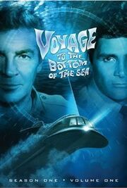 'Voyage to the Bottom of the Sea' 1964 Poster
