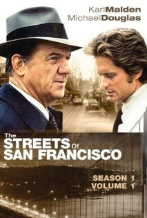 'The Streets of San Francisco' 1972 Poster