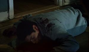 Ian Quinlan in Gotham- Mad Grey Dawn