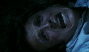 Anselm Clinard being killed in 'The Craving'