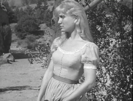Susan Oliver last seen alive in 'Wagon Train-The Cathy Eckart Story'