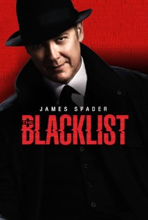The Blacklist 2013 poster.
