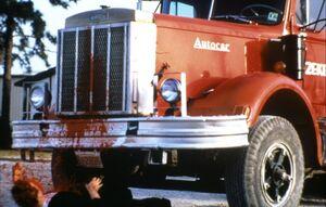 MAXIMUM OVERDRIVE truck murder